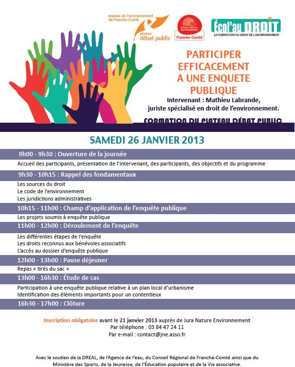 formation juridique