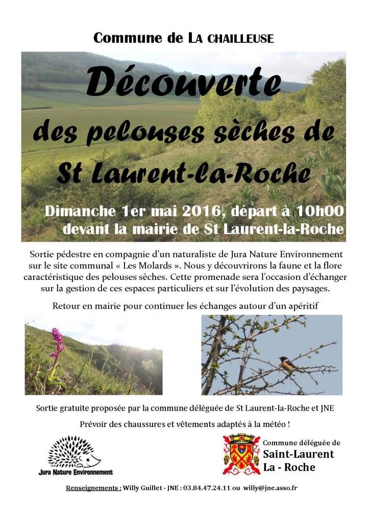 Affiche St Laurent 1 mai 2016